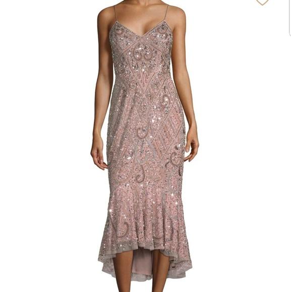 d6f95d4afe Aidan Mattox Dresses   Skirts - Aidan Mattox Embellished Mermaid Dress